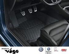 Original VW Golf VI Gummimatten/ Allwettermatten 2 Stück/ vorne/ Golf 6