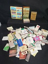 Quantity Of Collectable Match Books And Boxes P000712_5
