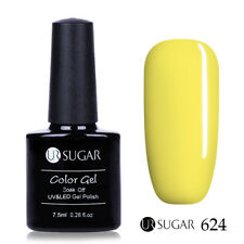UR SUGAR UV Gel Nail Polish Yellow Series Soak off Color Gel Varnish Manicure