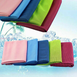 Absorbent Fitness Dry Cooling Sports Towel For Gym Exercise face Sweat Towels