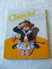 Cheerio! Vol. 1 - Cardcaptor Sakura Illustrations (Art book, Japan) Card Captor