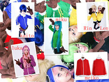 Vocaloid Matryoshka miku Len Rin Luka Meiko Kaito Cosplay Costume