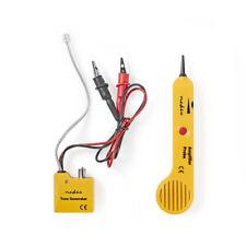 Multimedia-Kabeltester Tongenerator Kabelsuchgerät Leitungsorter Leitungsfinder
