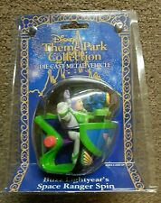 Disney Theme Park Collection Die Cast TOY STORY Buzz Lightyear Space Ranger Spin