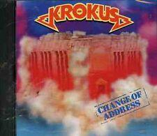 Krokus - Change of Address [New CD] Germany - Import