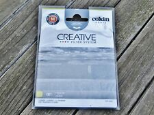 New Cokin P001 Yellow Filter - For Black & White Photography - Genuine Cokin
