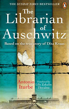 The Librarian of Auschwitz by Antonio Iturbe - Bestselling Book - Paperback