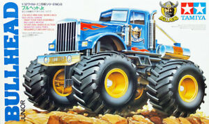 Tamiya 1/32 Bullhead Junior With Electric Motor  #5157652