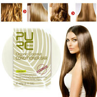 PURC Lush Shampoo Bar Soap Hair Growth Solid Shampoo Conditioner Bar Natural rna
