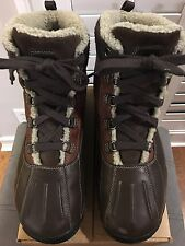 Men's Timberland Woodbury Waterproof Winter Boots Size 12