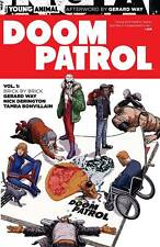 Doom Patrol Volume 1 Brick by Brick GN Gerard Way Derington MCR Vertigo New NM