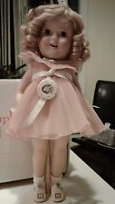 Danbury Mint Limited Edition Shirley Temple Collector Doll