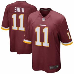 Washington Redskins Men's Jersey Nike NFL Home Jersey - Alex Smith 11 - New
