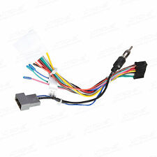 Car ISO Harness Cable For the Installation of XTRONS TD619G &TD618A In Nissan