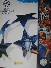 Panini UEFA Champions League NEW 2012 / 2013 Complete Stickers set + Album