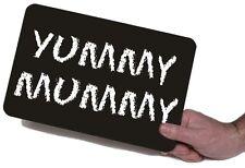 Printed Chalkboard -  Yummy Mummy (28cm)