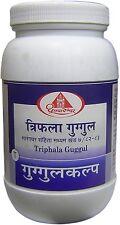 Triphala Guggulu 60 Tablets, Ayurvedic Formula for Weight Loss - Dhootapapeshwar