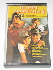 MC/HAPPY MARCHING/BURT JACKSON MARCHING BAND/clear sound 3008