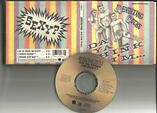 Ministry REVOLTING COCKS Da Ya think 2/ RARE MIXES USA CD single ROD STEWART Trk