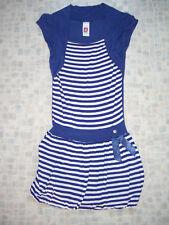 Süßes Mädchen Kleid Viskose von C&A Gr. 146-152