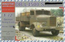 Schatton Modellbau 1/72 (20mm) Mercedes DB L4500S Einheits-Fahrerhaus