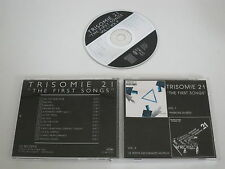 TRISOMIE 21/THE FIRST SONGS/VOL. I/VOLII(LD RECORDS LD88/5 CD) CD ÁLBUM