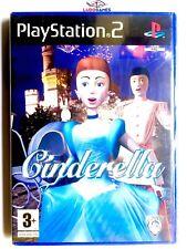 Cinderella Cenicienta PAL/SPA PS2 Nuevo Reprecintado Playstation Videojuego