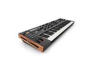 Novation Summit 61-key Polyphonic Synth / Keyboard - In Stock! | Atlas Pro Audio