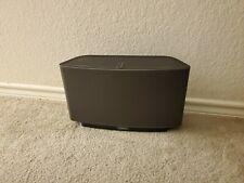 "New listing Sonos Play:5 Generation 1 Speaker Black 14.4 x 8.5 x 4.8""(36.5 x 21.7 x 12.3 cm)"