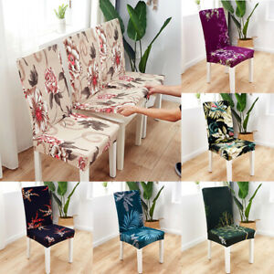 Dining Room Seat Covers Home Supplies Elastic Kitchen Chair Cover Cushion Covers