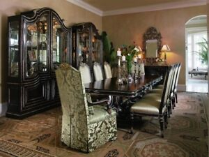 New Marge Carson Piazza San Marco Dining Room Table