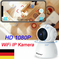 IP Netzwerk Kamera WLAN Überwachungskamera Nachtsicht Babyphone Camera 1080P HD