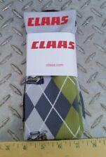 CLAAS FARM EQUIP MAD JAG JAGUAR CHOPPER DRESS SOCKS BRAND NEW LICENSED CAT AGCO