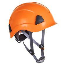 Portwest Ps53 Height Endurance Peak Less Light Safety Helmet Abs Hard Hat