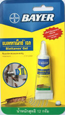 12G 100% GUARANTEE COCKROACH KILLER GEL BY BLATTANEX IN TUBES, INSECT,FOOD