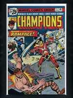 Champions #5 FN 1976 Marvel Comic Book