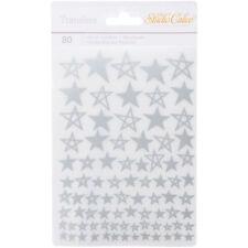 Stars Stickers Scrapbooking Embellishments