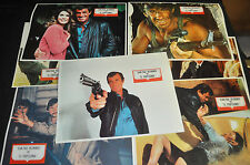 """The Professional 14""""x11"""" Spanish Lobby Card Set of  7 - (1981) ITB WH"""