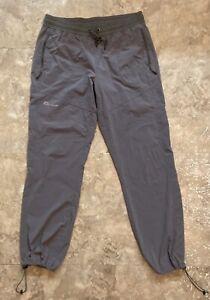 Cabela's Women's Guidewear 4most UPF 50 Stretch Lightweight Pants Gray L