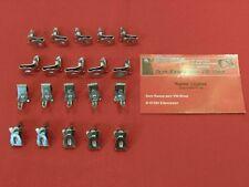 VW Bus Bulli T2 T3 Klammern Clips Türverkleidung Verkleidung 20 Stück (0409-550)