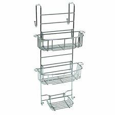 New ListingNew Shower Door Caddy Organizer Holder Shelf Bathroom Cabinet Rack Wall Storage