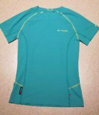 T-Shirt VAUDE Polartec Shirt Oberteil Sport Fitness Gr. 34 XS
