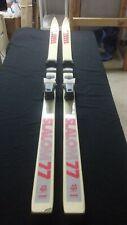 Salomon 190cm K2 Salomon 77 Skis W/ Marker M46 Bindings