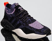 adidas Originals F/22 Primeknit New Men's Lifestyle Shoes Purple Black B41739
