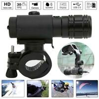 Mini Waterproof Motorcycle Sports Action Camera DV Camcorder for Outdoor Cycling