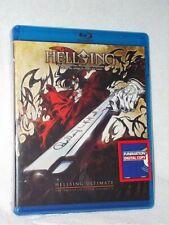 Hellsing Ultimate Vol. 1-10 (Blu-ray,2019,5-Disc) NEW anime satanic ghouls