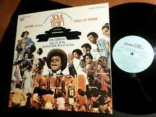 Soul Train Hall Of Fame 1973 LP Moments Ike Tina Turner Isley Bros James Brown