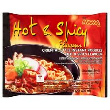 Mama Hot & Spicy Instant Noodles 90G X 10