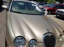 JAGUAR S TYPE  2000 2001 2002 2003 2004 HOOD GOLD