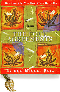 Wisdom from The Four Agreements Mini Books by Don Miguel Ruiz NEW Hardback Book